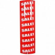 Totem publicitaire intérieur 440 x 205 mm - Dimensions du Totem (L x l x H) : 440 x 205 x 1560 mm