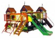 Tour de jeux à toboggan - Tranche d'âge 2 à 7 ans