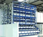 Tour de stockage automatique et rotative