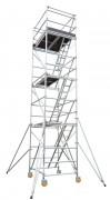 Tour ESCALIER - HIWAY - Echafaudage Aluminium HIWAY