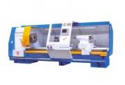 Tour industriel CNC - Vitesse de broche (T/min) : de 8 à 1000