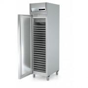 Tour pâtissier réfrigéré - Capacité (L) : Jusqu'à  1404 -  Porte vitrée ou réversible - Certifiée  ISO 9001 et ISO 14001