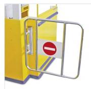 Tourniquet d'entrée mécanique - Adaptable à tout type de magasin