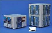Tourniquet de comptoir - 2 Modèles : 1 étage (8 cases) ou 2 étages (16 cases)