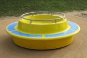 Tourniquet de jardin pour enfants - Coque monobloc