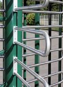 Tourniquet urbain pour contrôle d'accès - Hauteur tourniquet : de 1à 2 mètres