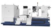 Tours CNC hyper capacité - Vitesses de broche : variables sur 4 gammes: 5 - 460 T/MN