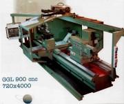 Tours horizontaux CNC et tours spéciaux GGL 900 - GGL 900