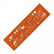 Trace symboles électrique, électronique NF C03.101+102+103+106 - Minerva