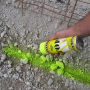 Traceur de chantier automatique - Durée de marquage jusqu'à 12 mois