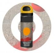 Traceur de chantier non fluorescent - Volume : 500 ml - Peinture de marquage