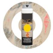Traceur fluorescent temporaire  - Volume : 500 ml - Peinture de marquage chantier