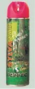 Traceur forestier fluorescent - Traceur forestier fluorescent pour marquage provisoire Fluo Marker