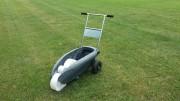 Traceuse électrique à pelouse - Traçage central ou côtés - Pompe auto-amorçante 12V