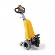 Tracteur à moteur électrique pour chariot - Capacité de traction : 600 kg / Vitesse Variable de 0 à 7 Km/h