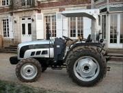 Tracteur agricole homologué route
