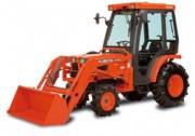 Tracteur compact diesel à 3 cylindres