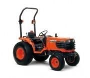 Tracteur compact diesel à 4 cylindres