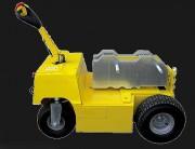 Tracteur électrique 14 tonnes - Moteur : 24V / 3000 watt