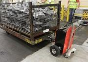 Tracteur électrique 1500 Kg - Capacité de charge : 300 Kg.