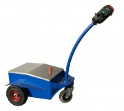 Tracteur électrique compact