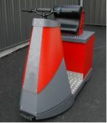 Tracteur électrique de manutention pour containers - Puissance de tractions 3 tonnes - prévue pour la manutention interne