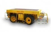 Tracteur électrique pour chariot - Charge utile chariot (T) : 20T
