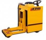 Tracteur électronique à timon ou à volant - Tracteur GTT