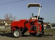 Tracteur pour benne à déchets - Capacité à la charge (T) : 12