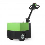 Tracteur pousseur à batterie - À propulsion électrique - Alimenté par batteries rechargeables