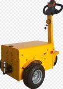 Tracteur pousseur à conducteur accompagnant - Capacité de traction nominale : 2,5 à 4T