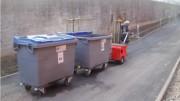 Tracteur pousseur accompagnant électrique - Capacité : de 0 à 2 tonnes