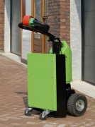 Tracteur pousseur électrique 1000 kg ou 2500 kg - Capacité de traction : 1000 kg ou 2500 kg