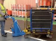 Tracteur pousseur electrique - Compact