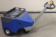 Tracteur pousseur électrique 1500 Kg - Frein électromagnétique - moteur 24V 800W