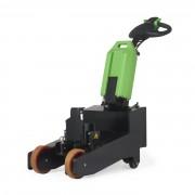 Tracteur pousseur électrique 2500 kg à batterie - Charge jusqu'à 2500 kg