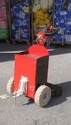 Tracteur pousseur électrique de manutention 1500 Kg - Capacité : 1500 Kg