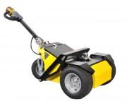 Tracteur pousseur électrique pour chariot remorque caravane - Capacité de traction sur sol plat : 3 tonnes