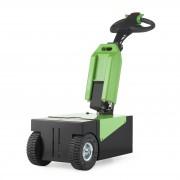Tracteur pousseur électrique rechargeable - Charge max. 1000 kg - Alimenté par batteries rechargeables