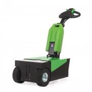 Tracteur pousseur rechargeable 1500 kg - Charge max. 1500 kg - Alimenté par batteries rechargeables
