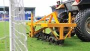 Tracteur scarificateur - Largeurs de travail (m) : 2.5 et 3