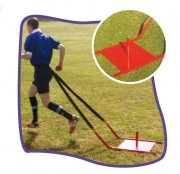 Traîneau d'entraînement - Diamètre tige (cm) : 3