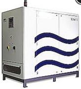 Traitement des effluents par évaporation sous vide - Pression : 600 mbar - Température : 85°C
