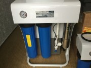 Traitement eau par UV - Filtration antibactérienne par lampe ultra violet