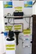 Traitement eau potable collectivités locales - Station de traitement d'eau potable