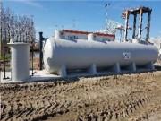 Traitement et recyclage des eaux de lavage - Système compact avec faible emprise au sol
