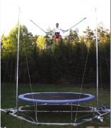 Trampoline élastique pour enfants