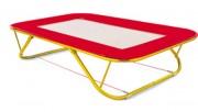 Trampoline salto - Dimension cadre (L x l) cm : 374 x 228