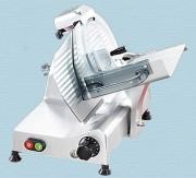 Trancheuse à jambon électrique professionnelle - Surface de coupe (L x H) : 190 x 190 mm