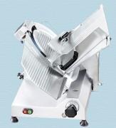 Trancheuse boucherie électrique - Surface de coupe (L x H) : 310 x 260 mm